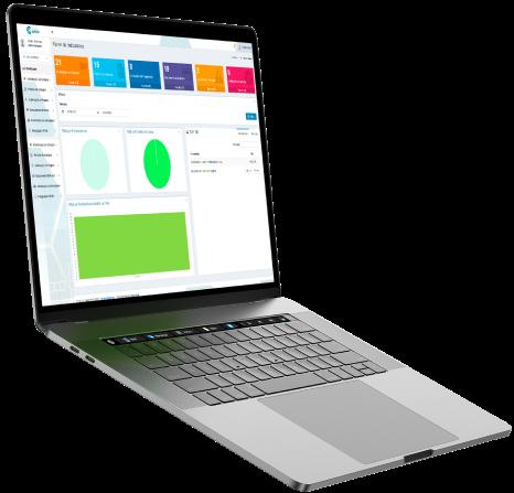 O Central Aprov conta com um dashboard analítico completo onde você pode monitorar todas as pendências e aprovações da sua empresa